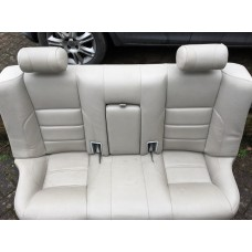 Jaguar X300 XJ6 - Rear Seats - Oatmeal - Very Light Grey