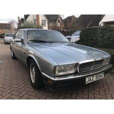 Jaguar XJ40 - 4.0l Sovereign 1990 - Diamond Blue