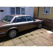 XJ6 - parted-out into used parts stock