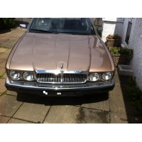 XJ6 - SCRAPED - parted-out into used parts stock