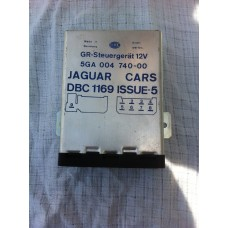 JAGUAR XJ40 XJ6 - Cruise Control Module - Issue 5 DBC1169