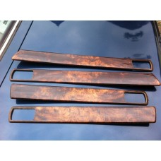 Jaguar X300 XJ6 - Door Cappings SWB - Walnut