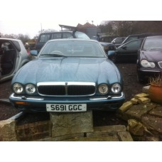 XJ8 - parted-out into used parts stock