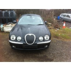 Breaking 2002 Jaguar 'S' Type - Parted out into used stock