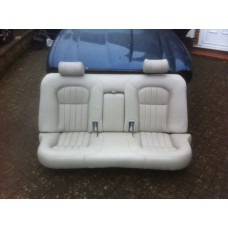Jaguar X300 XJ6 - Rear Seats - Oatmeal - Very Light Grey BEC20484 & BEC20420