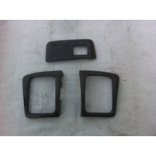 Jaguar X300 XJ6 - One Rear Vent Top and Two Front End Vent Surrounds
