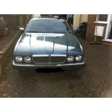 Jaguar XJ40 - 1993 Kingfisher Blue Met 4.0l - parted-out into used parts stock