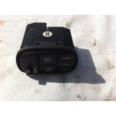JAGUAR S-TYPE - HEADLIGHT TILT SWITCH CONTROL UNIT 2R83-11654