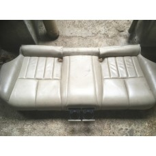 Jaguar S-Type - Rear Lower Seat with Cup Holders - Almond