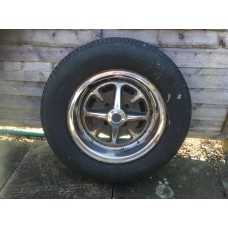 Ford Cortina 1600E - Rostyle Wheel