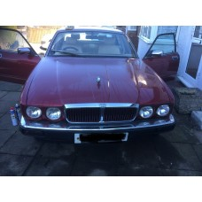 Jaguar XJ40 3.2s - 1993 - Paint: CFH - Trim: AEM, Parted out into used stock