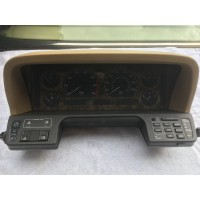 Jaguar XJ40 XJ6 XJ12 - Instrument Panel DPP1023/01