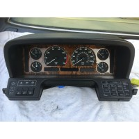 Jaguar XJ40 XJ6 XJ12 - Instrument Panel DPP1022/02