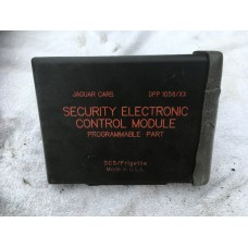 JAGUAR XJ40 XJ6 XJ12 - Security Electronic Control Module DPP1058/02