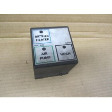 JAGUAR XJ40 XJ6 XJ12 RELAY COVER DBC3163