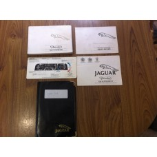 Jaguar XJ40 XJ6 - Owners Manual Pack for 1994> XJ6